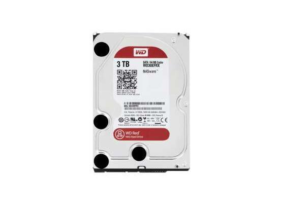 Die WD Red-Festplattenserie von Western Digital soll extra für den NAS-Betrieb geeignet sein.