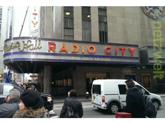 In wenigen Stunden wird in der Radio City Music Hall das Galaxy S4 enthüllt werden.