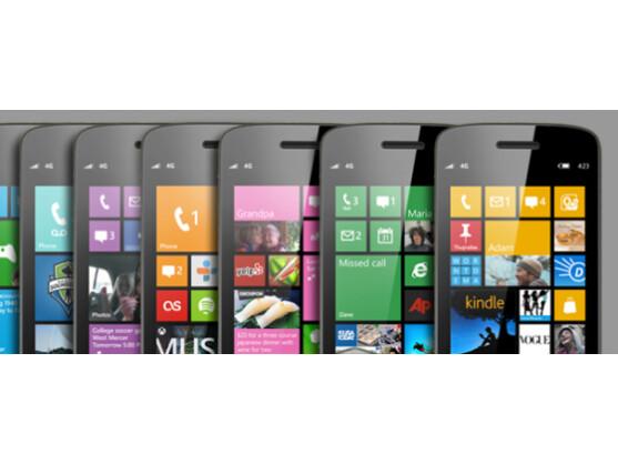 Mit Windows Phone 7.8 kommt endlich der neue Startbildschirm.
