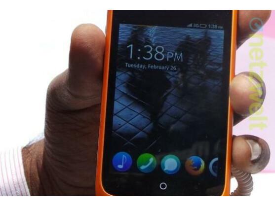 Mit dem ZTE Open kommt in Spanien das erste Smartphone mit Firefox OS auf den Markt.
