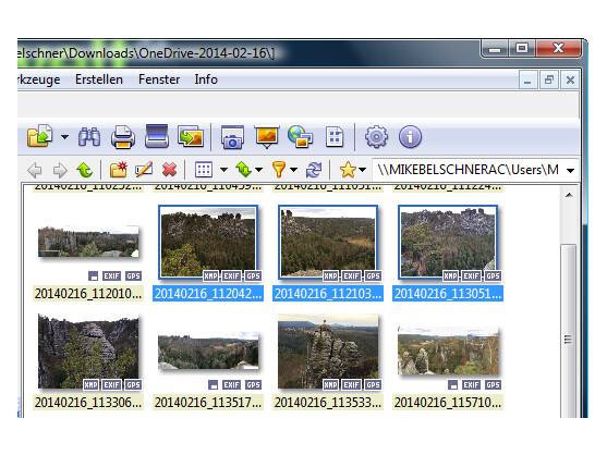 XnView: Bildbetrachter Mit Grafikeditor