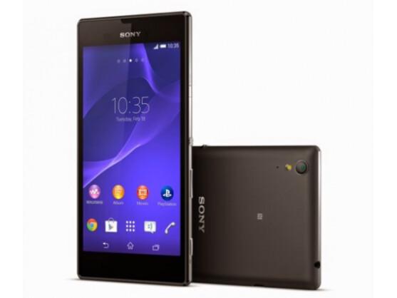 sony 5 3 zoll smartphone xperia t3 erscheint als xperia style bei der telekom netzwelt. Black Bedroom Furniture Sets. Home Design Ideas