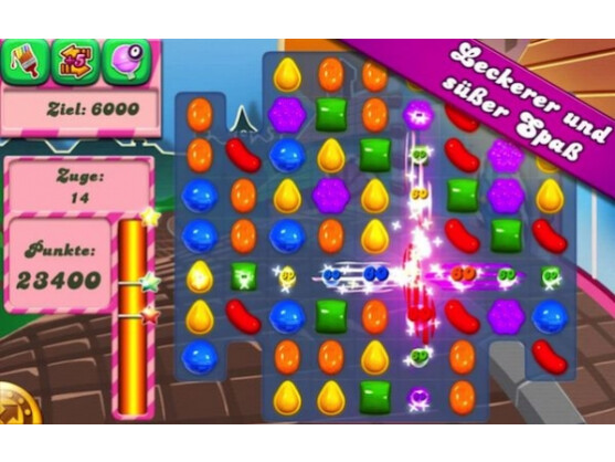 Candy Crush Netzwelt