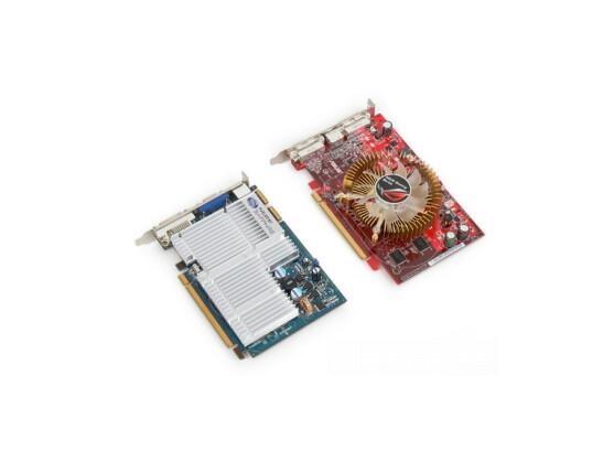 Bezahlbar: DirectX 10-Grafikkarten unter 100 Euro