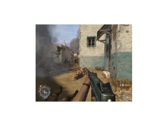Test Call of Duty 2  NETZWELT