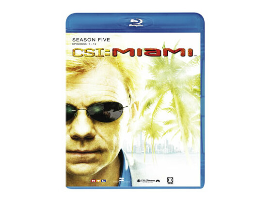 CSI: Miami Season 5.1