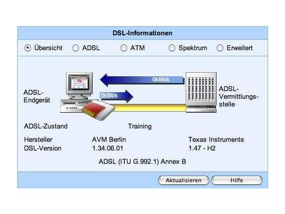 Nicht verbunden: Ohne aktuelle Firmware nur Trainingsmodus