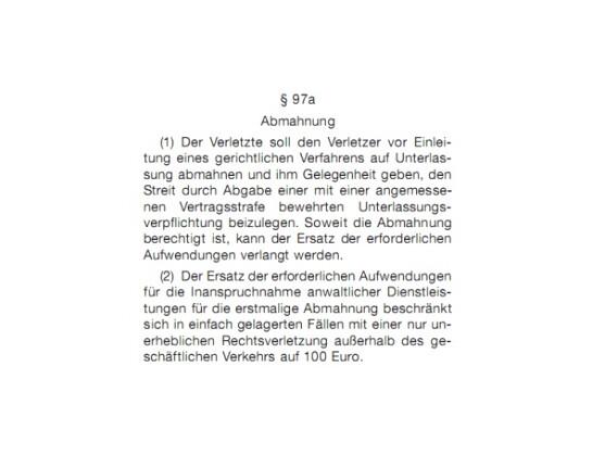 Original-Text des neuen Paragrafen