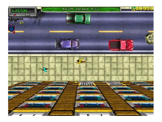 GTA 1: Das Urgestein des Schlag-und-Klau-Genres