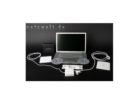 Lieferumfang des MacBook Pro