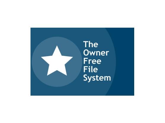 Ein Netz voller besitzloser Daten: OFF System.