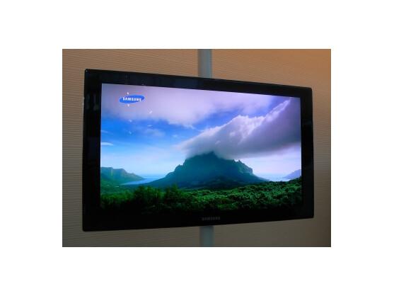 Samsung: OLED-Fernseher mit 31-Zoll Diagonale.