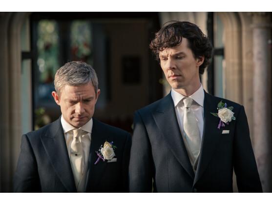 Sherlock Staffel 4 Release