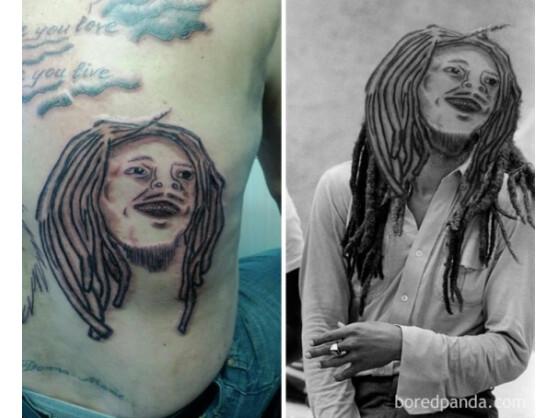Tattoo Fails Die Mitleid Erregen Netzwelt