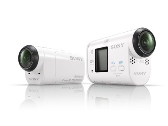 Sony HDR-AZ1: Kleine Actioncam auf der IFA vorgestellt ...