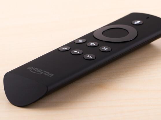 amazon fire tv im test komfortable streaming box netzwelt. Black Bedroom Furniture Sets. Home Design Ideas