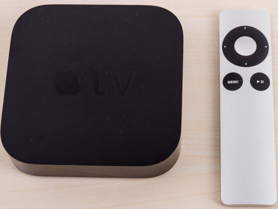 Die 3. Generation von Apple TV unterstützt auch die Wiedergabe in Full HD.