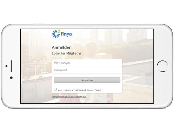 partnerbörse senioren finya app