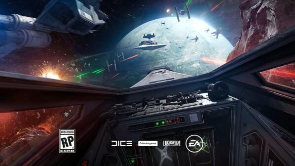 Star Wars Battlefront Vr Mission Ist Der Absolute Wahnsinn Netzwelt