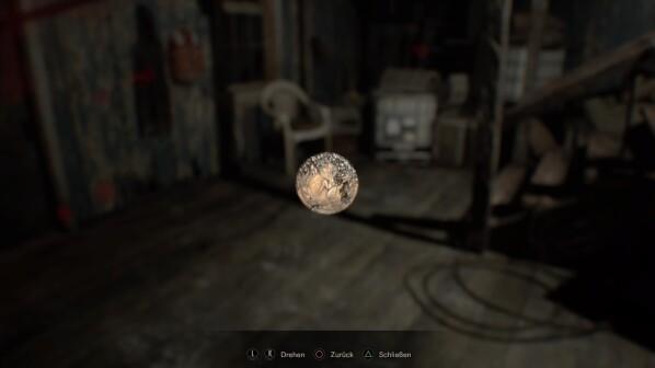 Resident Evil 7 Das Bringt Euch Die Schmutzige Münze Aus Der Demo