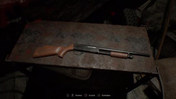 Resident Evil 7 Die Besten Waffen Zum Start Fundorte Im überblick