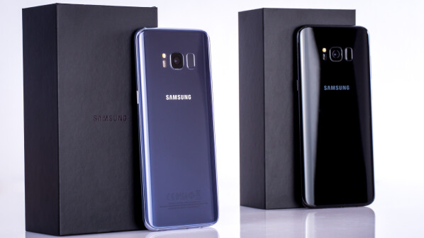 Das Samsung Galaxy S8 Plus Soll Ein Update Auf Android 80 Oreo Erhalten