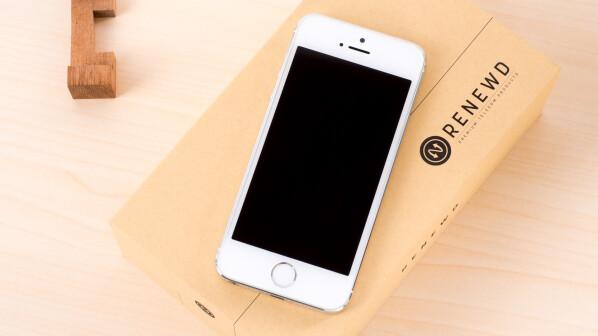 refurbished iphone mit garantie