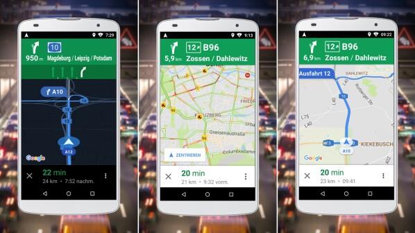 google maps go zusatzapp erm glicht jetzt auch navigation. Black Bedroom Furniture Sets. Home Design Ideas