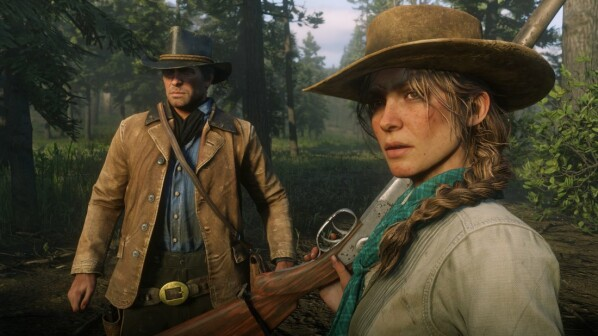 In Red Dead Redemption 2, the characters disappear through the bug. Rockstar wants to fix this update.