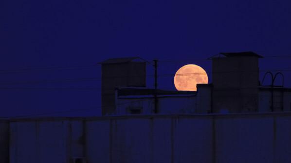 Mondfinsternis Und Blutmond Die 10 Nächsten Termine Im überblick