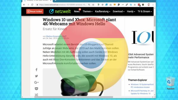 Google Chrome 72: Update bringt Unterstützung für Windows
