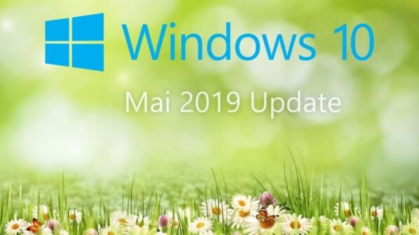 Windows 10 Mai 2019 Update: Keine Installation bei externen Laufwerken