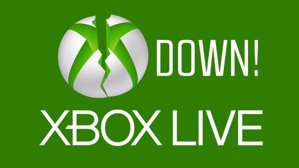 Xbox Live ist offenbar down: Probleme beim Login und bei Spielen