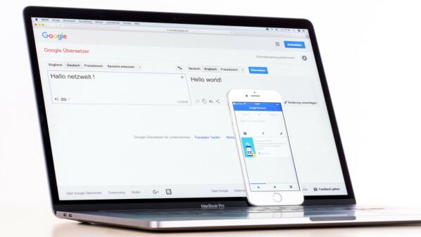 Google Translate: Offline-Übersetzer jetzt fast so gut wie