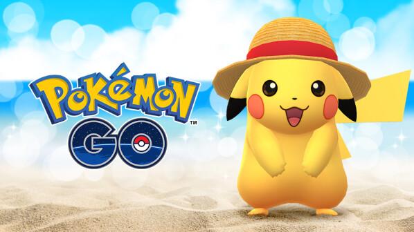 Pokémon GO: One Piece-Event macht Pikachu zum Piraten, aber nur kurz