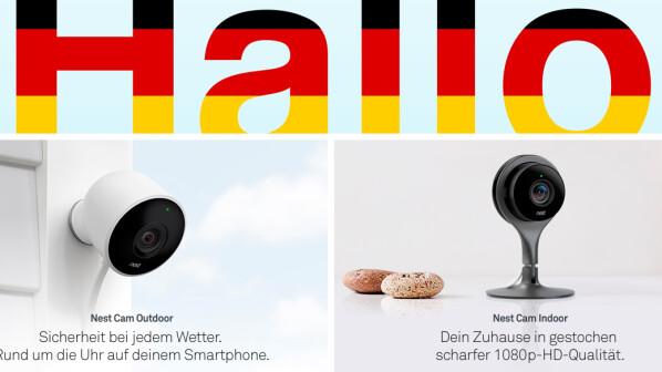 smart home google nest kommt endlich nach deutschland netzwelt. Black Bedroom Furniture Sets. Home Design Ideas