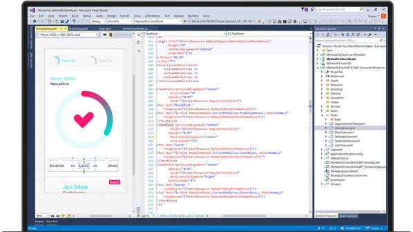 microsoft visual studio studio ide - Visual Basic Beispiele