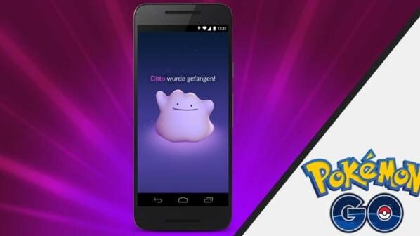 Pokémon GO: Ditto leichter fangen - diese Monster nutzt es als Tarnung