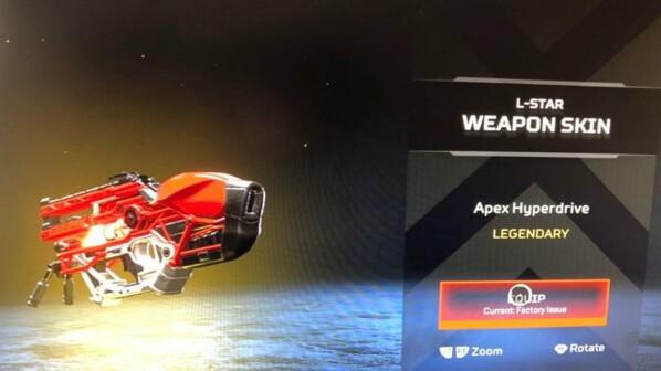 Apex Legends: Update 1.1 nun auch ohne Fehler - Patch deutet auf neue Waffe