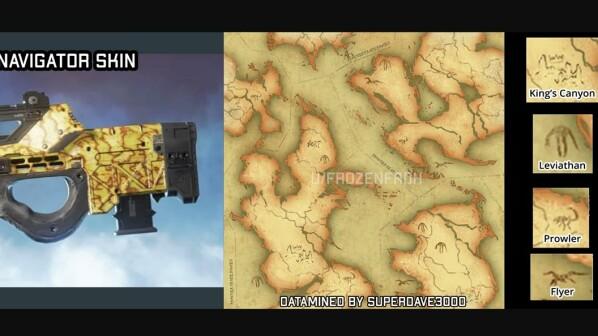 Apex Legends: Skin zeigt geheime Map und deutet viele neue Gebiete an