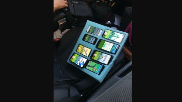 Pokémon GO: Polizei erwischt Autofahrer beim Spielen mit 8 Handys