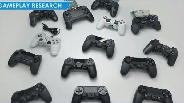 """PS4: Sony zeigt Entwürfe für Controller mit """"böser Aura"""" und """"Wii U-Design"""""""
