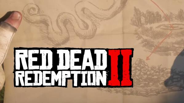 Red Dead Redemption 2 Watsons Blockhutte Karte.Red Dead Redemption 2 Alle Schatzkarten Des Giftpfad