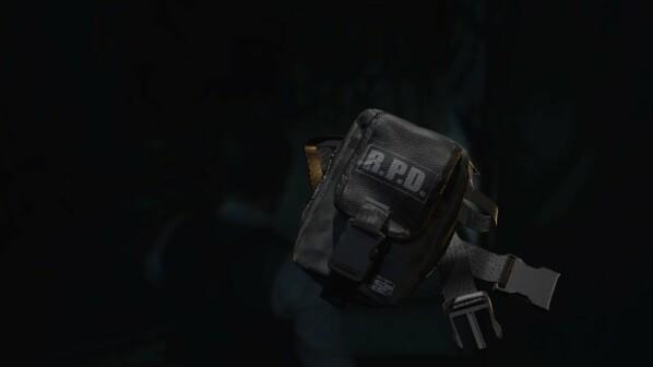 Resident Evil 2 Remake Inventar Vergrößern Fundorte Aller Taschen
