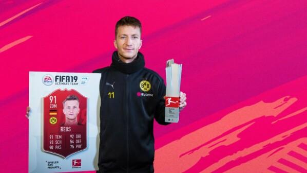 FIFA 19 FUT: Das ist der Bundesliga-Spieler des Monats Dezember - NETZWELT