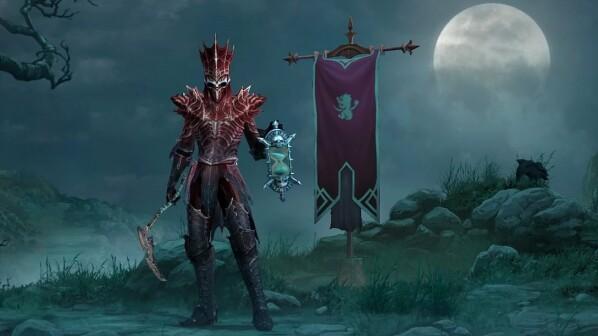 Diablo 3: Reaper of Souls: Totenbeschwörer-Build für die Blutlanze