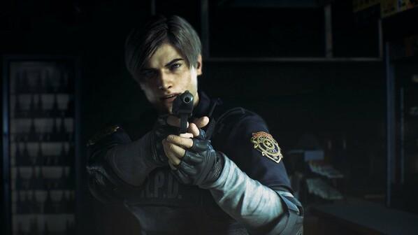 Resident Evil 2 Remake So Findet Ihr Die Magnum Lightning Hawk