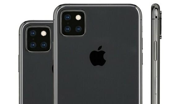 iphone 2019 neue ger chte zur triple kamera apples. Black Bedroom Furniture Sets. Home Design Ideas
