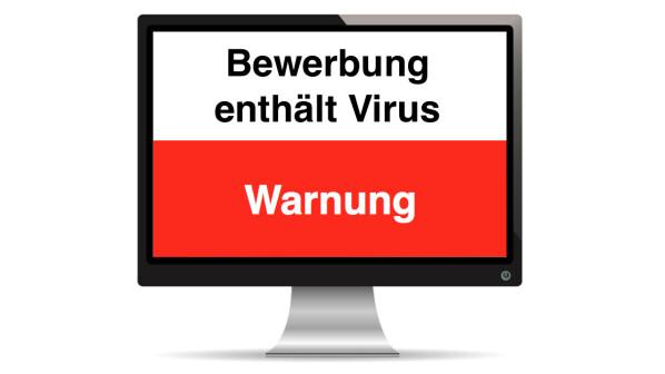 Malware in Bewerbungsmails: BSI warnt vor großer Phishing-Kampagne
