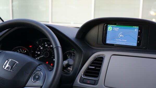 Drivemode Das Smartphone Als Autodisplay NETZWELT - Auto display